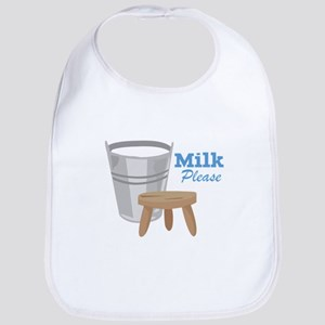 Milk Please Bib