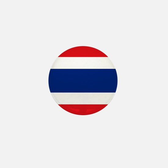 Thailand Flag Mini Button