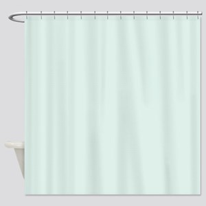 Robins Egg Blue Shower Curtains
