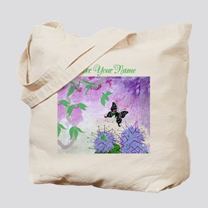 New Guinea Delight Green Text Tote Bag