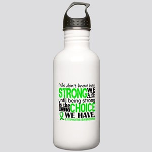 Lymphoma HowStrongWeAr Stainless Water Bottle 1.0L