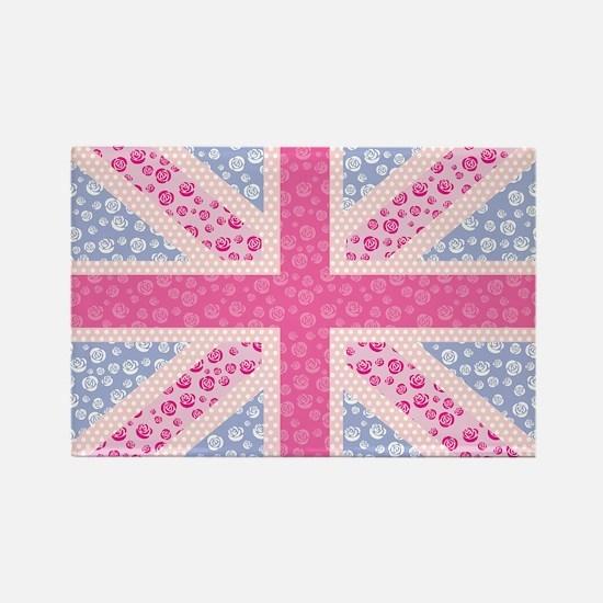 English Rose Magnets