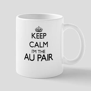 Keep calm I'm the Au Pair Mugs