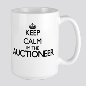 Keep calm I'm the Auctioneer Mugs