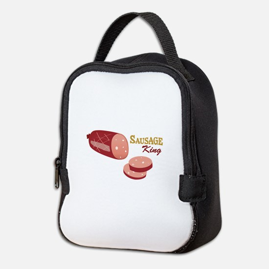 Sausage King Neoprene Lunch Bag