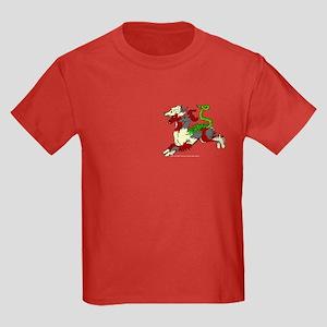 Cerberus's Day Off Kids Dark T-Shirt