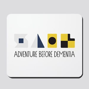 Adventure Mousepad