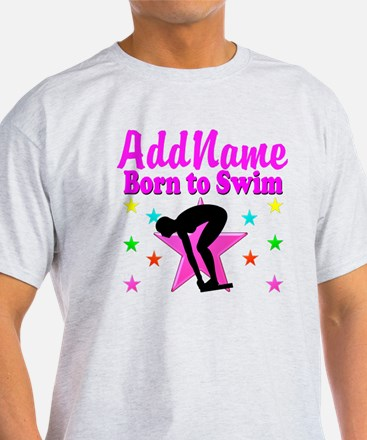 SWIMMER DREAMS T-Shirt