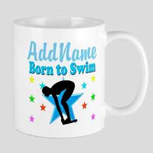 1ST PLACE SWIMMER Mug