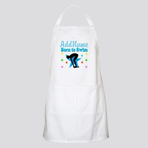 1ST PLACE SWIMMER Apron