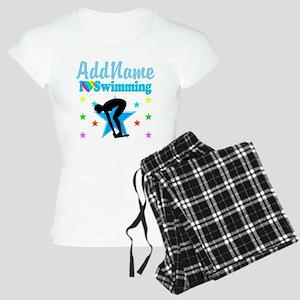 SWIM TEAM Women's Light Pajamas