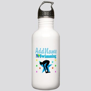 SWIM TEAM Stainless Water Bottle 1.0L