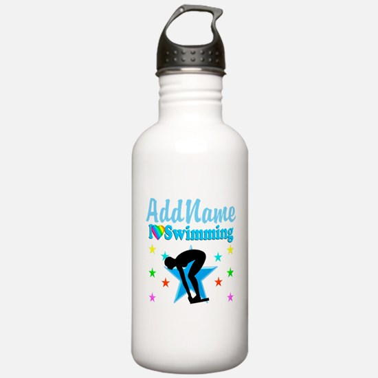 SWIM TEAM Water Bottle