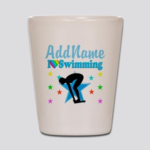 SWIM TEAM Shot Glass