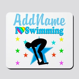 SWIM TEAM Mousepad
