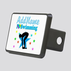 SWIM TEAM Rectangular Hitch Cover