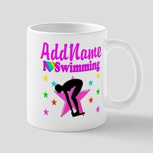 LOVE SWIMMING Mug