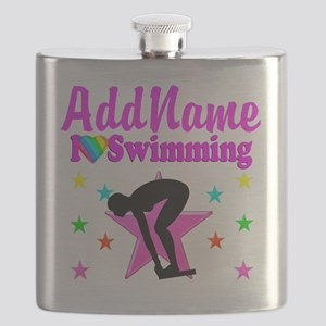 LOVE SWIMMING Flask