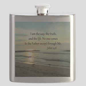 JOHN 14:6 Flask