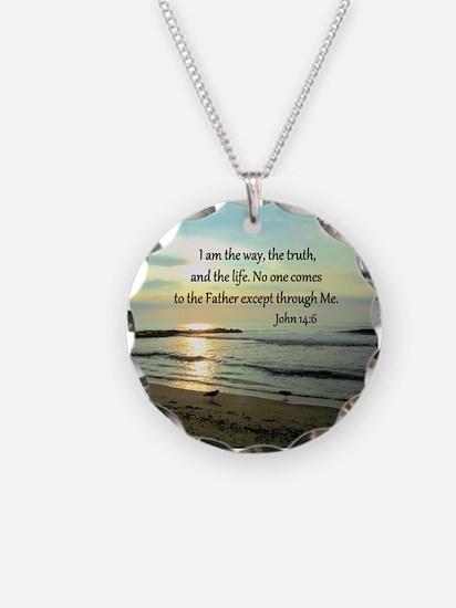 JOHN 14:6 Necklace