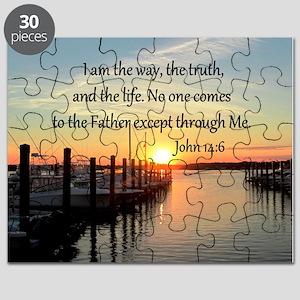 JOHN 14:6 Puzzle
