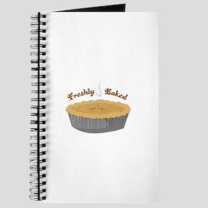 Freshly Baked Journal