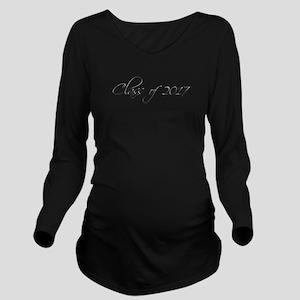 GRADUATION - Class of 2017 - script design T-Shirt