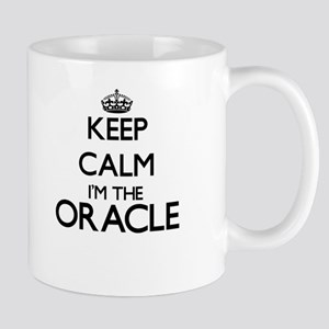 Keep calm I'm the Oracle Mugs