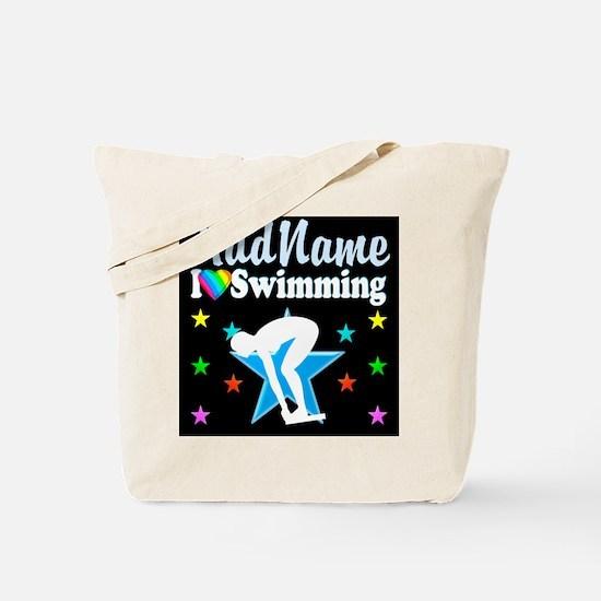 SWIMMING STAR Tote Bag