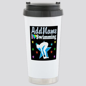 SWIMMING STAR Stainless Steel Travel Mug