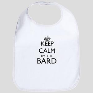 Keep calm I'm the Bard Bib