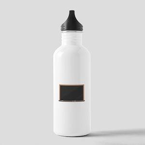 Chalk Board Water Bottle