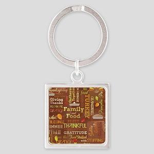 Thanksgiving Keychains