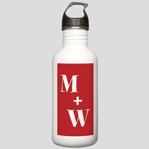 Monogram Plus Monogram Stainless Water Bottle 1.0L