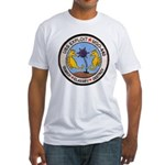 USS EXPLOIT Fitted T-Shirt