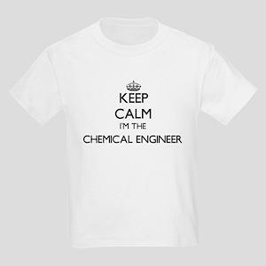 Keep calm I'm the Chemical Engineer T-Shirt