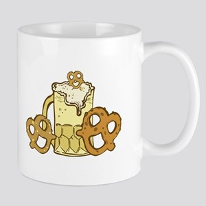 Beer & Pretzels Mugs
