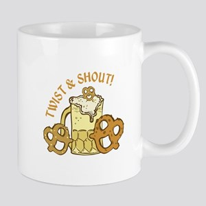 Twist & Shout Mugs