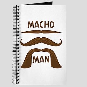 Macho Man Journal