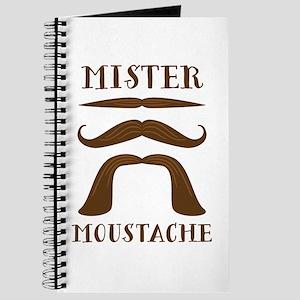 Mister Moustache Journal