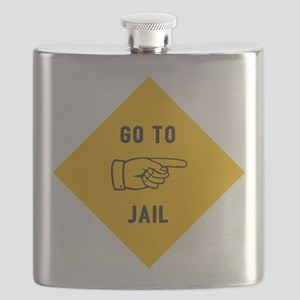 Go To Jail Flask