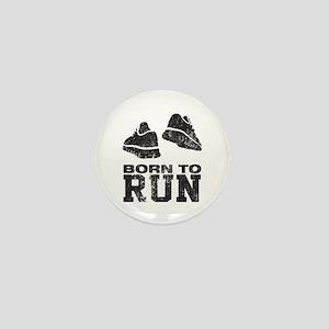 Born To Run Mini Button