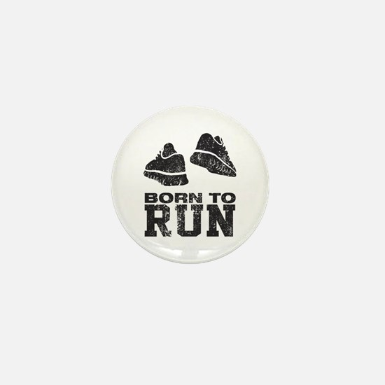 Born To Run Mini Button