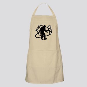 Bigfoot Believe Apron