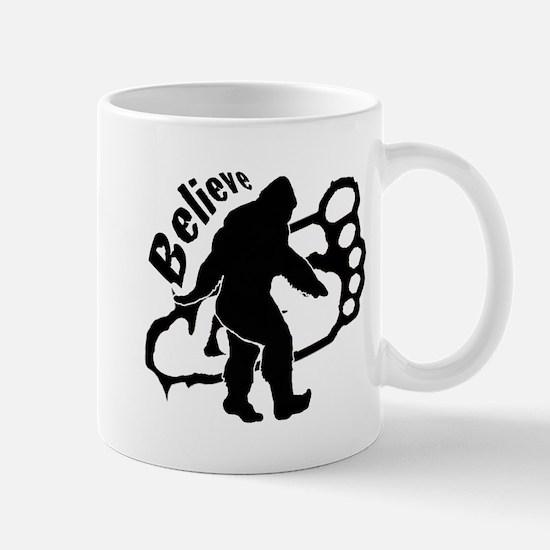 Bigfoot Believe Mug