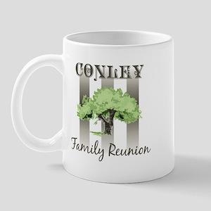 CONLEY family reunion (tree) Mug