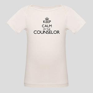 Keep calm I'm the Counselor T-Shirt