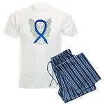 Blue Ribbon Angel Pajamas