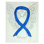 Blue Ribbon Angel Posters