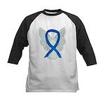 Blue Ribbon Angel Baseball Jersey